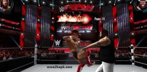 Wwe 2k Android - WWE 2K APK